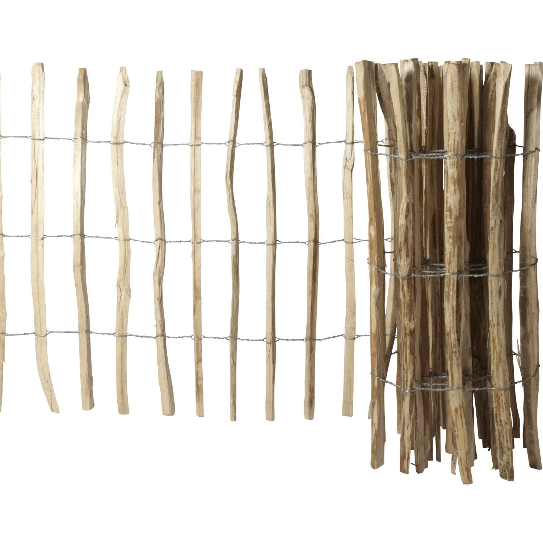 barri re bois au meilleur prix leroy merlin. Black Bedroom Furniture Sets. Home Design Ideas