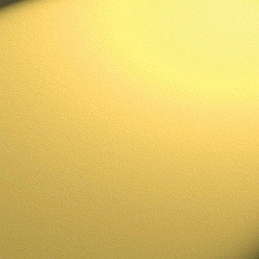 Tôle lisse laiton brut, L.50 x l.25 cm x Ep.0.5 mm