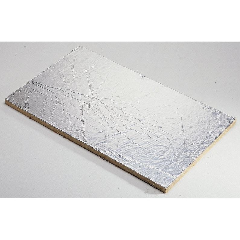Panneaux En Laine De Roche Rockwool 1x0 6m Ep 50mm R 1 2