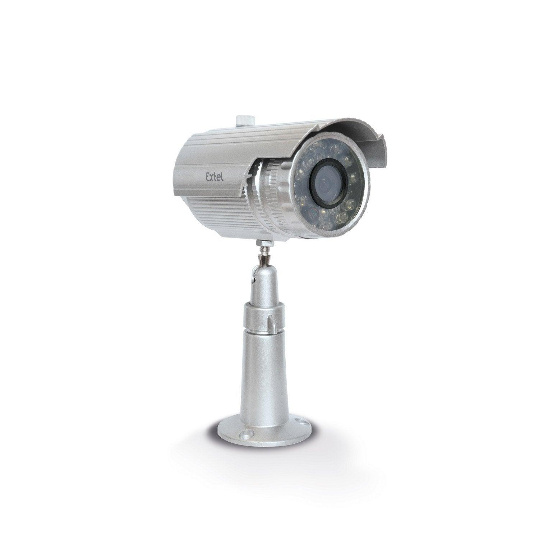 De Haute Qualite Caméra De Vidéosurveillance Filaire EXTEL Step