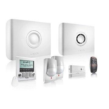Alarme maison sans fil compatible animaux SOMFY 2401333