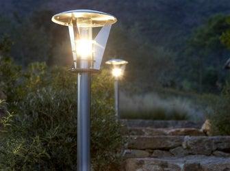 Bien éclairer votre jardin la nuit | Leroy Merlin