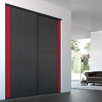 porte de placard coulissante sur mesure iliko inspir de 1001 120 cm - Portes De Placards Coulissantes Sur Mesure
