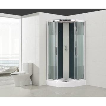 cabine de douche 4 cotes