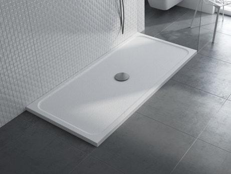 Focus sur les receveurs de douche leroy merlin - Grand receveur de douche ...