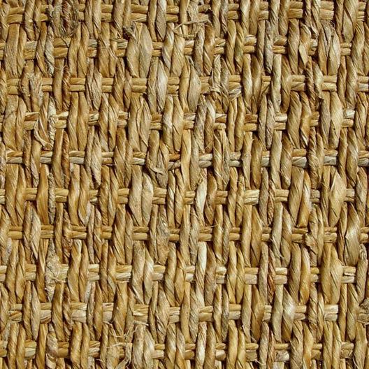 Jonc des montagnes classique marron l 4 m leroy merlin for Moquette fibre naturelle