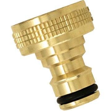 Nez de robinet automatique 20/27 mm BOUTTE