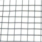 Grillage soudé gris H.0.5 x L.10 m, maille de H.12 x l.12.7 mm