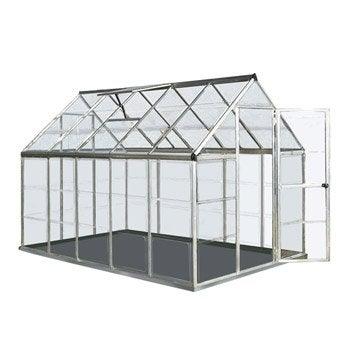 Serre ACD polycarbonate simple paroi, 5.735 m²
