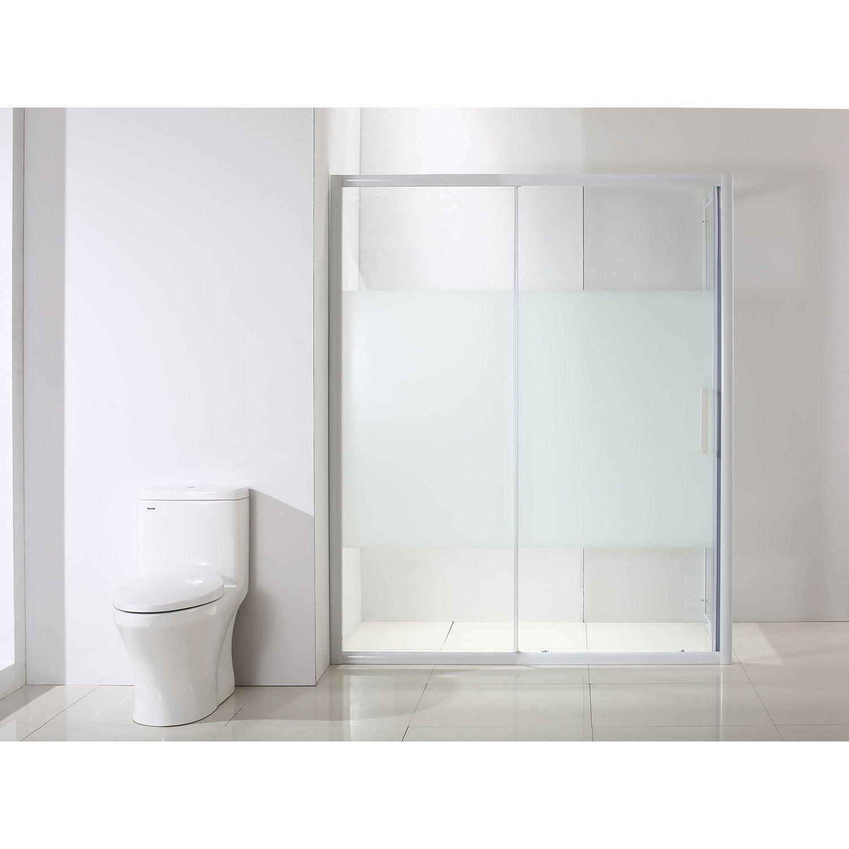 porte de douche coulissante 110 cm s rigraphi quad leroy merlin. Black Bedroom Furniture Sets. Home Design Ideas
