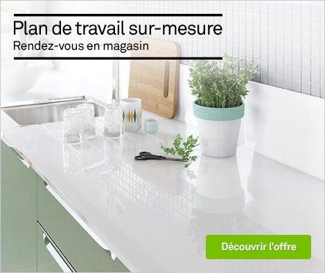 Plan De Travail En Bois Brut Maison Design