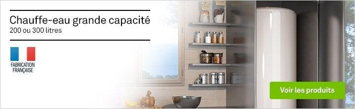 accessoires pour chauffe eau lectrique chauffe eau et ballon d 39 eau chaude leroy merlin. Black Bedroom Furniture Sets. Home Design Ideas
