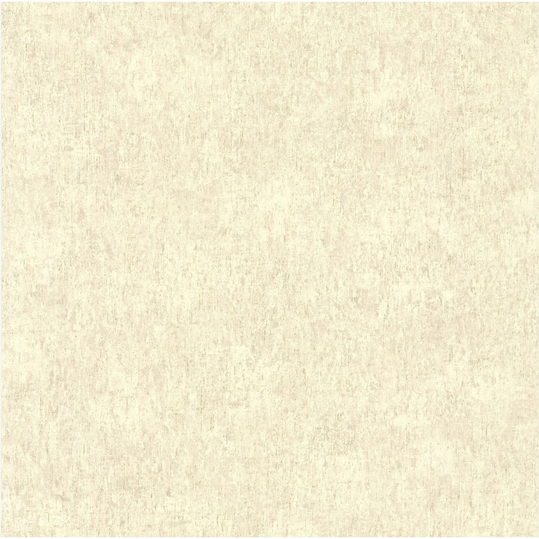 Papier Peint Vinyle Uni Beige Clair Leroy Merlin