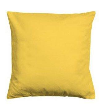 Coussin Elema INSPIRE, jaune l.35 x H.35 cm