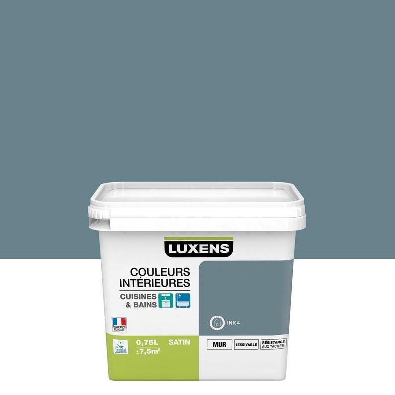 Peinture Couleurs Intérieures Luxens Ink 4 0 75 L