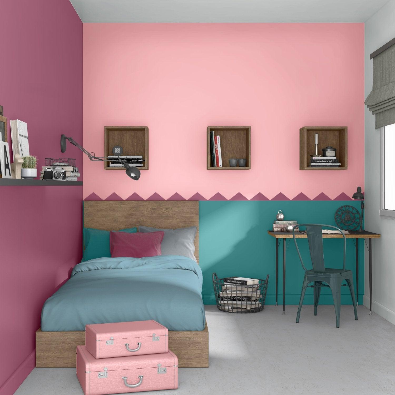 Attrayant Une Chambre Multicolore Pour Ados