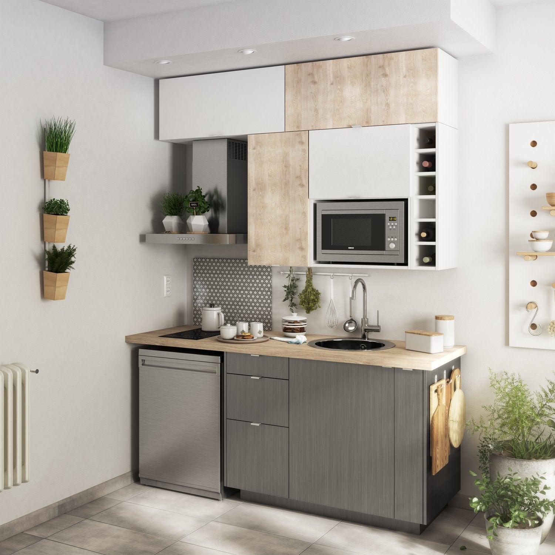 Petite cuisine pour studio | Leroy Merlin