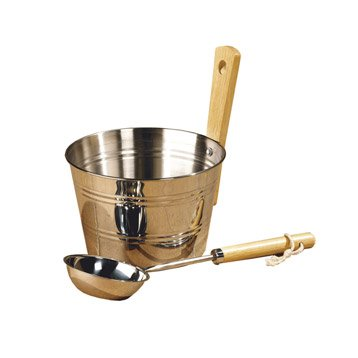 Kit d'accessoires pour sauna WEKA