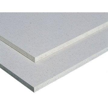 Plaque de sol cloison et plafond leroy merlin - Plaque isolante pour plafond ...