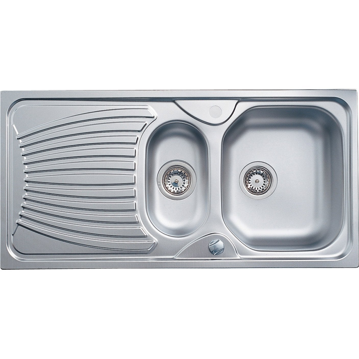 Evier Encastrable Inox Pearlfection Fr
