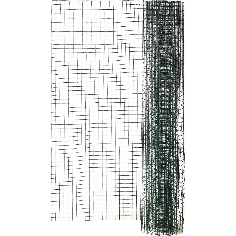 grillage pour animaux soud vert h 1 x l 3 m maille x mm leroy merlin. Black Bedroom Furniture Sets. Home Design Ideas