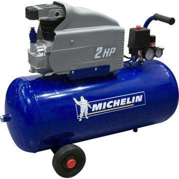 Compresseur de loisirs MICHELIN 50 l 2 cv