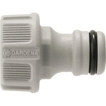 Nez de robinet automatique 15/21 mm GARDENA
