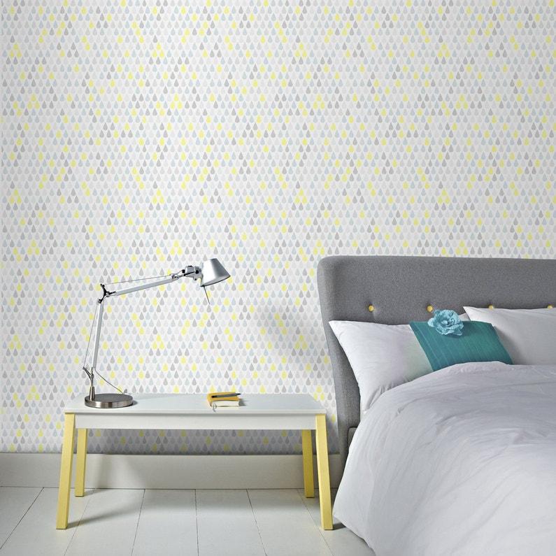 Donner un style scandinave à la chambre avec le papier