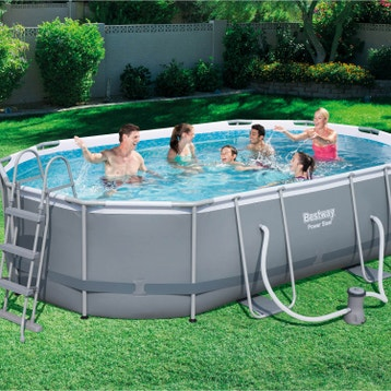 Piscine hors sol piscine bois gonflable tubulaire for Piscine bestway tubulaire