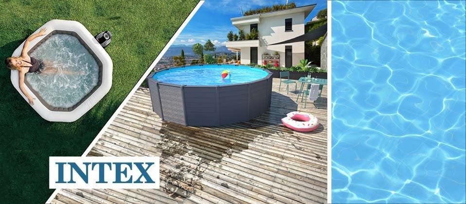 intex piscine spa et accessoires au meilleur prix. Black Bedroom Furniture Sets. Home Design Ideas
