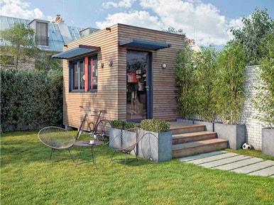 Les bonnes questions à se poser avant d\'installer un abri de jardin ...