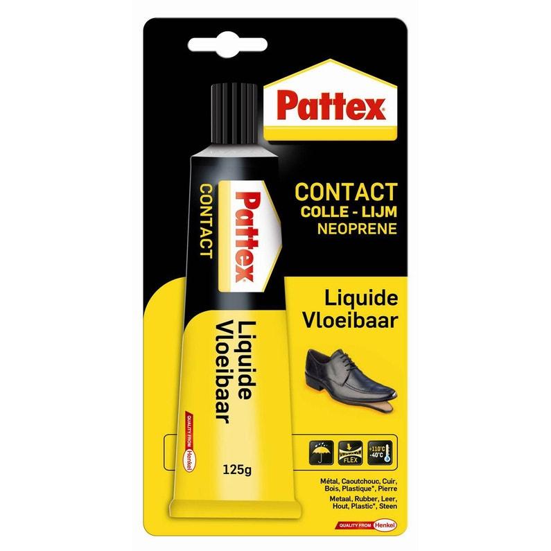 Colle Néoprène Liquide Contact Pattex 125 Gr