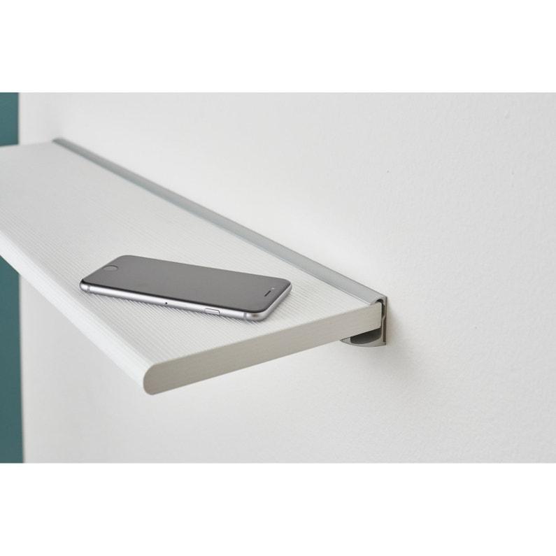 Profilé Aluminium Alluminia Blanc 60 Cm