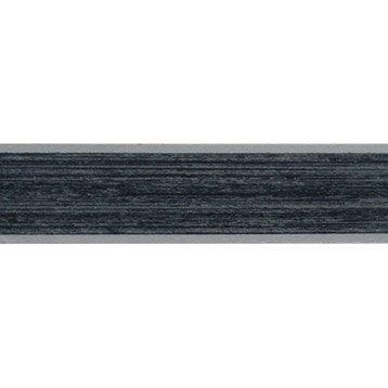 Bordure expansé adhésive Uni L.10 m x l.3.8 cm