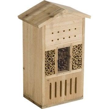 mangeoire nichoir h tel insectes potager serre et soin des v g taux leroy merlin. Black Bedroom Furniture Sets. Home Design Ideas