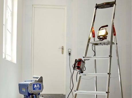 bien choisir son escabeau leroy merlin. Black Bedroom Furniture Sets. Home Design Ideas