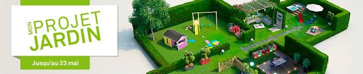 Mon projet Jardin
