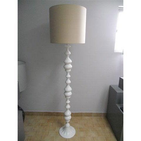 Lampadaire Roma, 184 cm, beige, 60 W