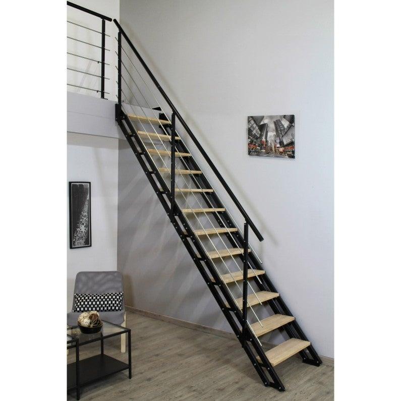 escalier de meunier leroy merlin