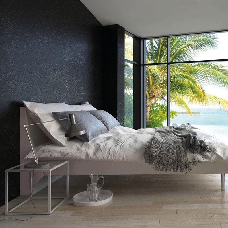 Best Chambre Adulte Mur Noir Pictures  Design Trends