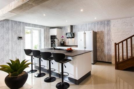 vos lots de cuisine leroy merlin. Black Bedroom Furniture Sets. Home Design Ideas