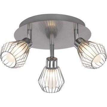 Ruban led int rieur bandeau led au meilleur prix leroy - Fixer luminaire plafond sans percer ...
