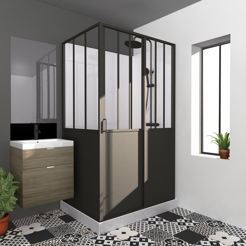 cabine de douche loft