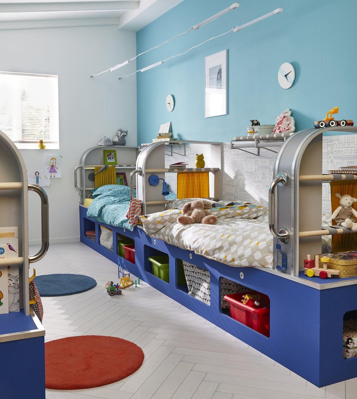 Des idées pour une chambre de garçon | Leroy Merlin