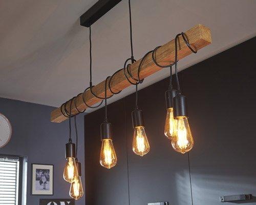 Des Luminaires Coordonnés Pour Votre Intérieur Leroy Merlin