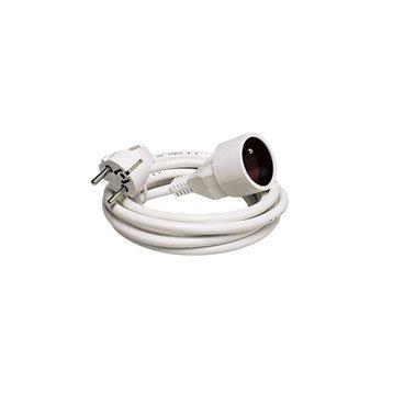 Rallonge électrique ménager, 1 prise de 16 A L.3 m ELECTRALINE