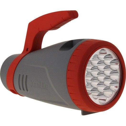 projecteur ampoule led xanlite port e 20 m leroy merlin. Black Bedroom Furniture Sets. Home Design Ideas