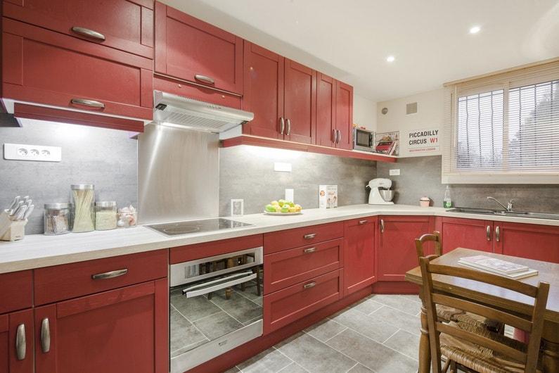 les photos de vos plus belles cuisines. Black Bedroom Furniture Sets. Home Design Ideas
