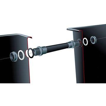 bassin kit b che liner pr d coup cascade pour bassin. Black Bedroom Furniture Sets. Home Design Ideas