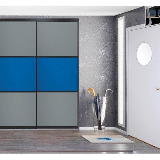 porte de placard coulissante sur mesure elfa vastervik de 601 80 cm - Portes De Placards Coulissantes Sur Mesure